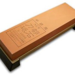Masahiro Nakato Japanese Benchstone Medium 1000 Grit Knife Knives Sharpening Stone