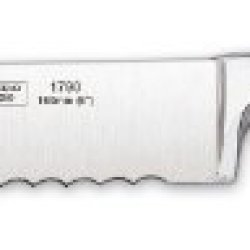 Arcos Fully Forged Kyoto 6-1/2-Inch Kitchen Serrated Blade Knife