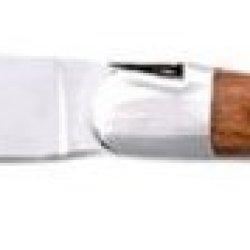 Forge De Laguiole Handle Table/Steak Knife, Wenge