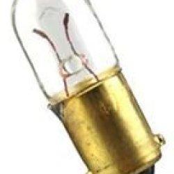Cec Industries 1815 Lamp, Incandescent, Mini Bayonet/Ba9S, 14V, 2.8W (5 Pieces)
