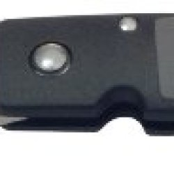 Klein Tools 44004 Lightweight Lockback Knife With Nylon Resin Handle, 2-3/8-Inch Sheepfoot Blade