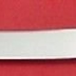 Modern Classic By Lunt Sterling Silver Wedding Cake Knife Custom Hhws 12""