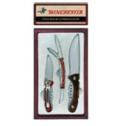 Winchester 22-41278  3-Piece Wood Handled Knife Set