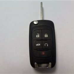 13500221 Chevy Cruz Factory Oem Key Fob Keyless Entry Car Remote Alarm Replace