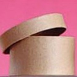 "3"" Small Round Paper Mache Boxes With Lids - Package Of 12 Boxes"
