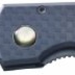 Timberline 8014 Ceramic Folding Knife 2.75 Blade , Carbon Fiber Handle