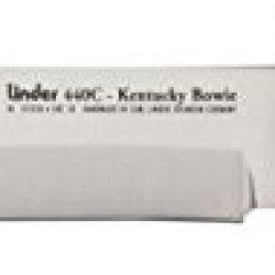Linder Kentucky Bowie Knife, 12 5/8In. Ld101020