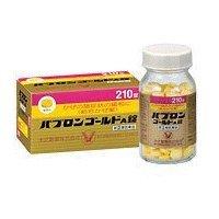 【指定第2類医薬品】パブロンゴールドA錠 210錠