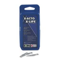 -- #11 Bulk Pack Blades For X-Acto Knives, 100/Box