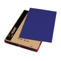 * Cfc-Free Polystyrene Foam Board, 30 X 20, Blue With White Core, 10/Car