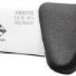 Mundial 5815-6 1/4 6-1/4-Inch Ex-Wide Stiff Boning Knife, Black