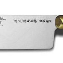"Dexter Russell S5197W Chinese Chefs Knife - 7""Wx2-3/4""D Blade"