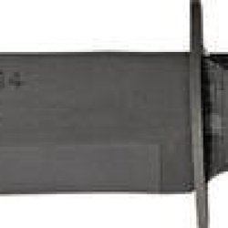 Sheffield Knives 004 M.O.D. Pattern Survival Fixed Blade Knife With Black Fiber Handles