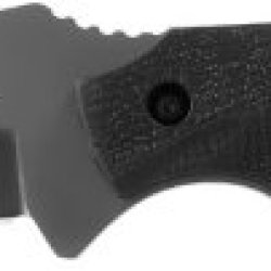 "Gerber Profile™ 4"" Fixed Plain Blade Gut Hook With Nylon Sheath"