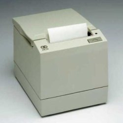 Ncr Thermal Receipt Printer,Knife, Rs232/Usb, G11, Beige, Rohs
