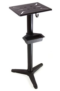 WEN-4288-Cast-Iron-Bench-Grinder-Pedestal-Stand-with-Water-Pot