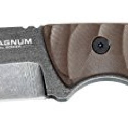 Magnum Breacher Knife, 4.25, Brown