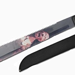 "Zombie Survival Gear 22"" Stainless Steel Blade Machete W/ Sheath"