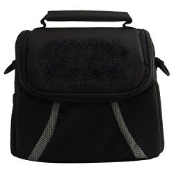 Buydigcom-Digpro-Compact-Deluxe-Gadget-Bag-for-CameraCamcorder-DP-38BDG