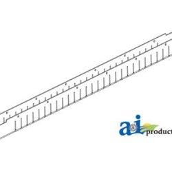 Ah158821 Channel Assy. Knife Supplement Fits John Deere Combine