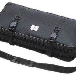 Mercer Culinary Innovations Triple-Zip Knife Case