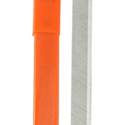 Zico Zi-4053 9Mm Sk-5 Steel Utility Knife Snap-Off Blades - 10 Pack
