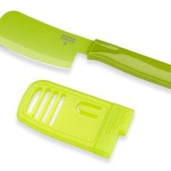 Kuhn Rikon Original Mini Prep Knife Colori 3-Inch Blade, Green