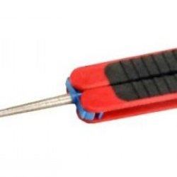 Lansky Folding Tapered Diamond Sharpening Rod