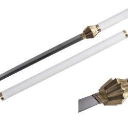 "New Bleach 43"" Kenpachi Zaraki 11Th Division Captain Anime Replica Steel Sword"