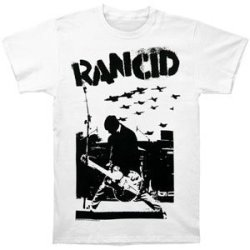 Rancid Tim Live T-Shirt Medium