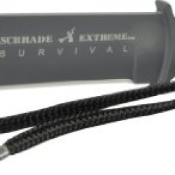 Schrade Schf1Sm Extreme Survival One-Piece Steel Special Forces Fixed Blade Knife With Nylon Sheath