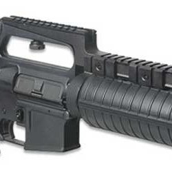 Gmg Z-Mount Carry Handle Rail Blk