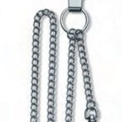 Victorinox Belt Hanger With Chain Swiss Army Knife Belt Accessories Stainless Steel 33552