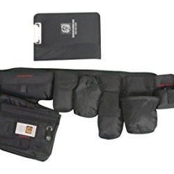 Customtoolbelt - Catmando Black Adjuster/Estimator Tool Belt Small