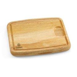 Mundial Solid Wood Cutting Board, Small