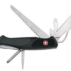 Wenger 16311 Swiss Army Ranger 78 Knife, Black