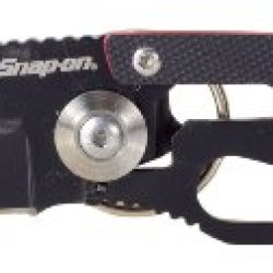Snap-On 871008 Frame Lock Key Ring Knife With 2-1/8-Inch Blade Length