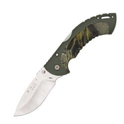 Buck 12 Point Omni Hunter Tm Knife (Camo, Large)