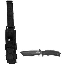 "10.5"" Combat Knife W/ G10 Handle"