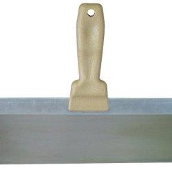 Goldblatt G05752 Stainless Steel Taping Knife, Plastic Handle, 12-Inch