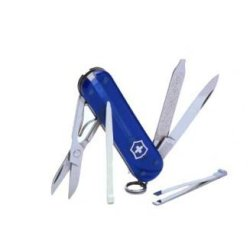 Swiss Army Classic Knife Sapphire