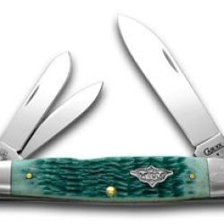 Case Xx Blue Lagoon Cigar Whittler 1/100 Vintage Series Pocket Knife Knives