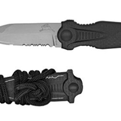 "6.5"" Mini Hunting Knife - Serrated Drop Point"