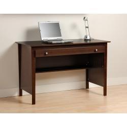 Picture of Comfortable Contemporary Computer Desk in Espresso EWD4730 (B003ND3W2O) (Computer Desks)