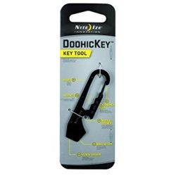 Nite Ize Kmt-01-R3 Doohickey Keychain Multi-Tool, Black