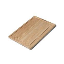 Farberware Wood Cutting Board, 12-Inch By 18-Inch