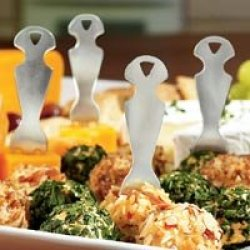Pampered Chef Stainless Serving Pick #2905
