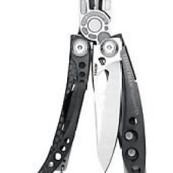 New Leatherman Skeletool Cx Pocket Multi-Tool W/ Nylon Sheath 830950 Great Gift For Traveler Free Shipping Ship Worlwide Fast Shipping