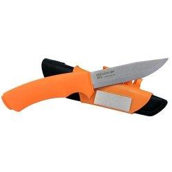 Mora Bushcraft Survival 4.29In. Blade, Orange M-12051