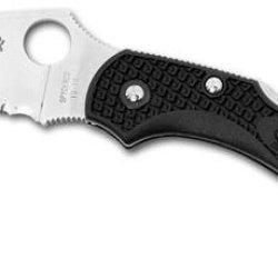 Spyderco Dragonfly2 Lightweight Black Frn Spyderedge Knife